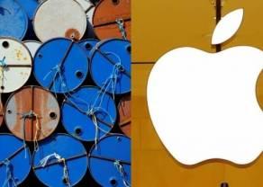 Los precios del petróleo afectan el dólar canadiense y Apple en corrección