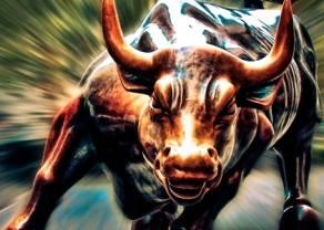 Los toros siguen impulsando al Dow Jones