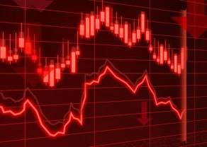 ¡Lunes Negro para las acciones de los principales índices bursátiles, con caídas de precios de hasta un 4%!