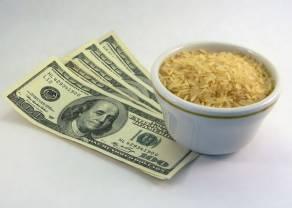 Materias primas : El USDA rebajó su estimación para el suministro mundial de arroz ¿Seguirá subiendo el precio del arroz?