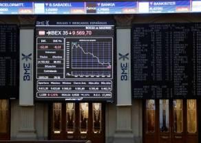 Menudo CAOS el de la Bolsa de España de hoy... ¿Ha visto alguien la que se ha líado en el Ibex 35?