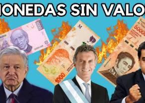 Mercado Forex : Niveles a vigilar en las monedas latinas