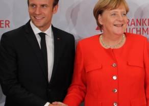 Merkel y Macron: Habrá un acuerdo sobre el Brexit