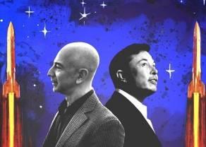 No os lo váis a creer... ¿Elon Musk y Jeff Bezos hacen las paces? ¿Habrá nuevos acuerdos?