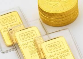 Nuevo intento de perder los 1.800 por parte del oro