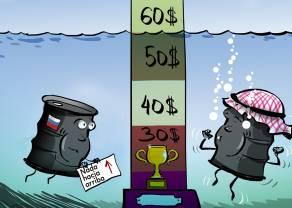 Petróleo (el acuerdo de OPEP+): El enfrentamiento podría mentener crecientes los precios del crudo, que se han disparado a máximos de dos años y medio