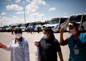 Pfizer reducirá volumen entrega a México vacuna contra COVID-19 durante dos semanas
