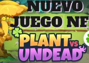 Plant vs Undead: nuevas actualizaciones y mejoras al servidor