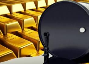 ¿Qué tiene más futuro? ¿El oro o el petróleo ?