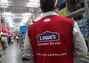 Reaccionar en lugar de pensar y negociando Lowe's Companies, Inc (LOW)