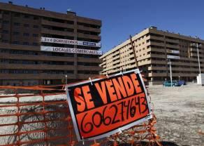 La caída de Evergrande salpica al resto del sector inmobiliario