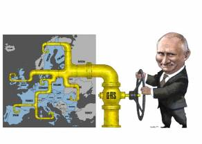 ¡Rusia deja a Europa seca! No habrá exportaciones de condensado en agosto. La falta de gas supone precios excesivos...