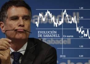 ¡Sabadell como uno de los peores bancos! Grifols en ROJO, mientras que Bankinter desgarra al Ibex 35!!