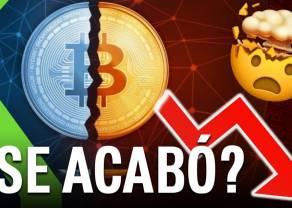 ¿Se acabó? Las apariencias engañan, y en el Bitcoin más que nunca. Las cotizaciones de Ethereum se hunden con todo su peso. Muy poco satisfactorias las cotizaciones de Internet Computer
