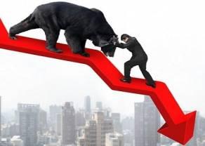 ¿Se aproxima un desplome de los índices europeos?