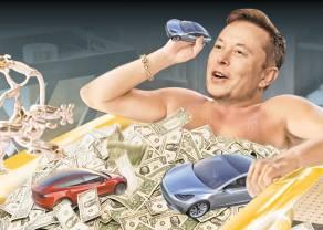 Tener pasta como Elon Musk... ¿Cómo hacerse rico con las criptomonedas?