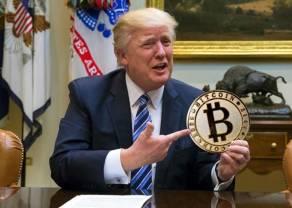 """Trump dice, el Bitcoin """"parece una estafa"""""""