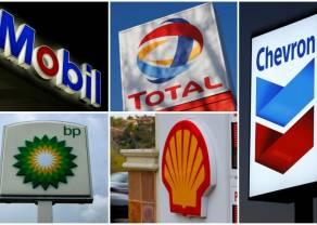Un repunte de precios del petróleo y acciones con mayor actividad de fusiones para el sector de energía EEUU