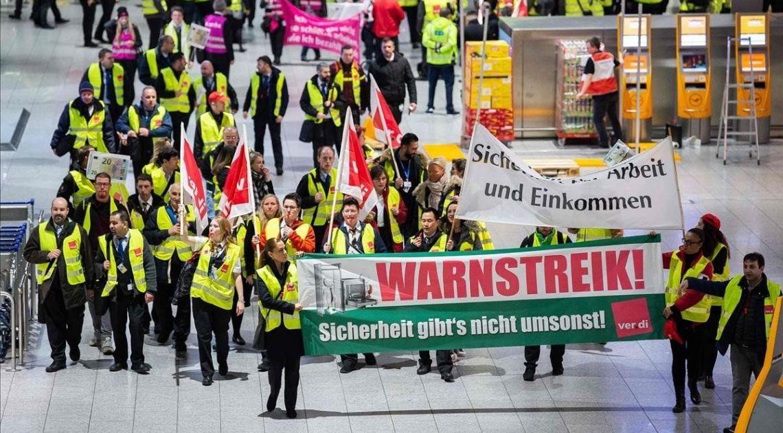 ¡Alemania en huelga! ¿Hay consecuencias para la bolsa alemana?