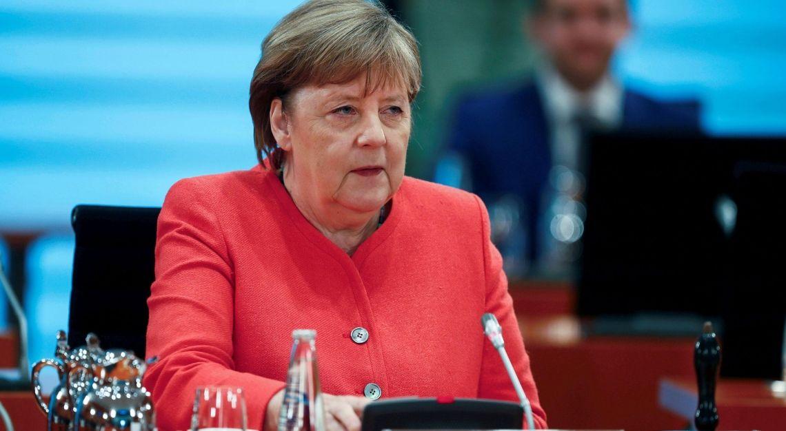 Angela Merkel entrega fuerte mensaje