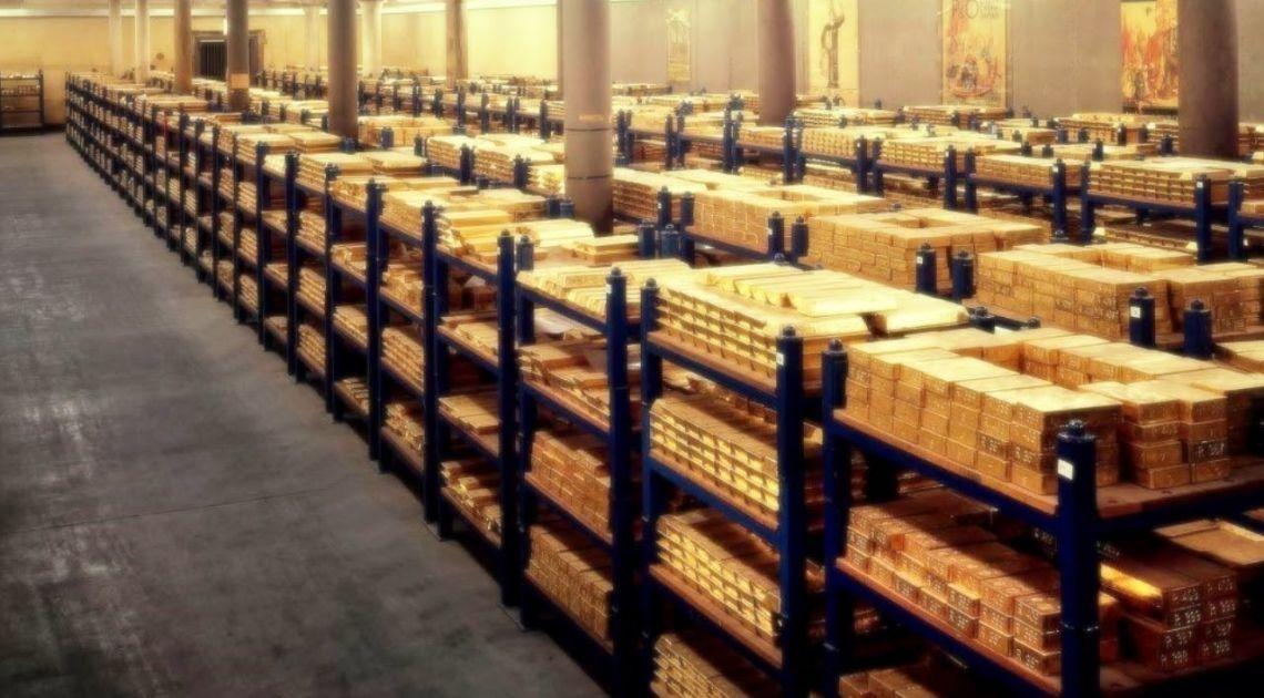 Bancos centrales y oro. ¿Por qué los países necesitan reservas en lingotes de este metal precioso?