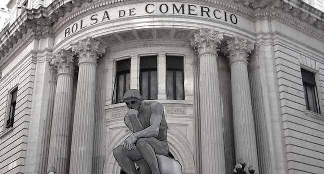 Bolsa argentina: pienso, luego invierto