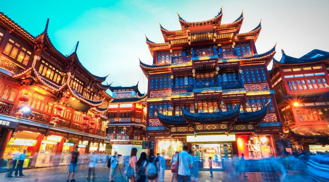 China Impulsa los Mercados
