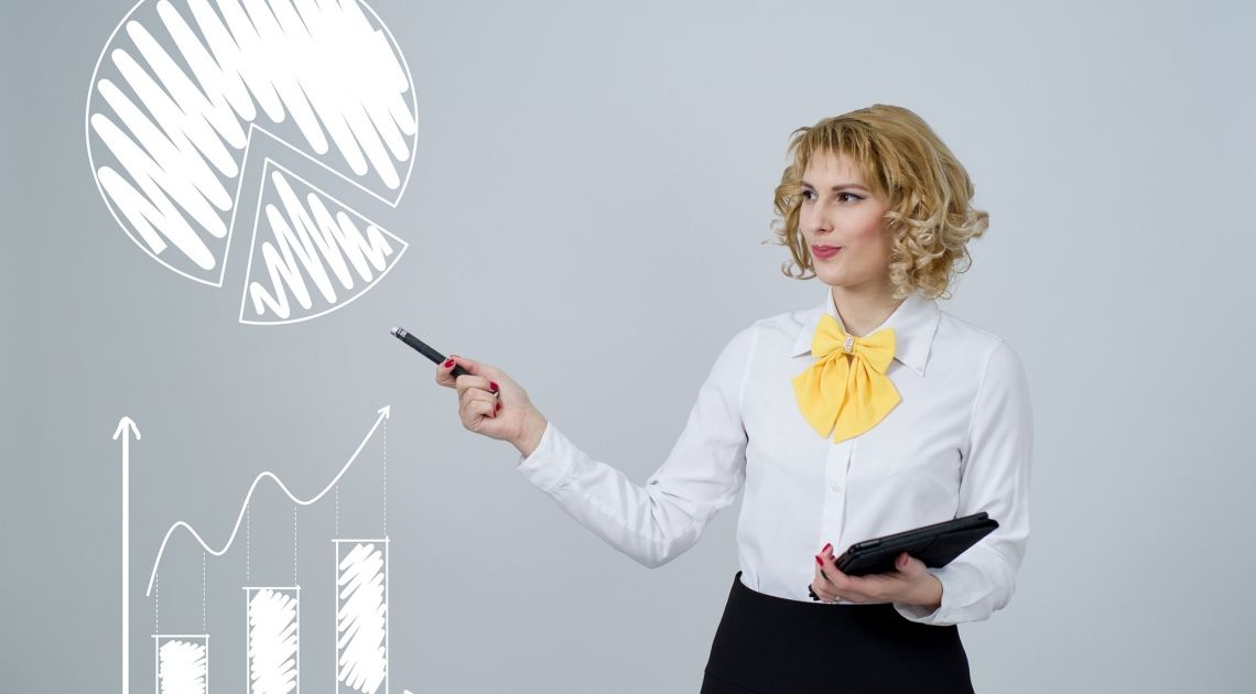 Cómo usar los diferentes Gráficos en el mercado Forex (Gráfico de Barras)