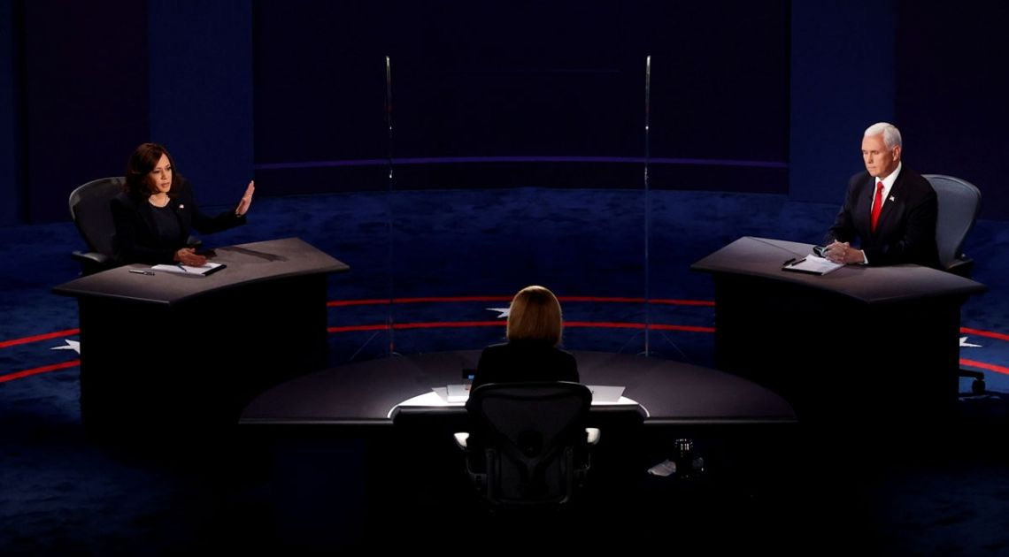 Debate Candidatos a la Vicepresidencia de EE. UU
