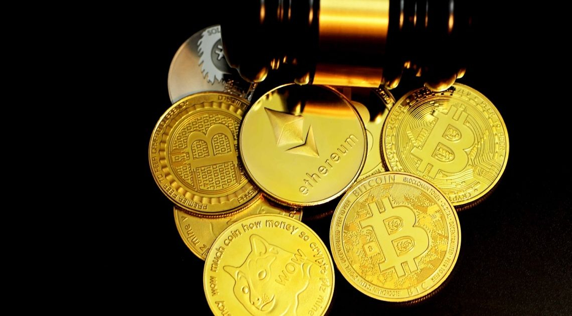 Bitcoin loses $ 47,000!  Ethereum and dogecoin also continue to fall against the dollar ...