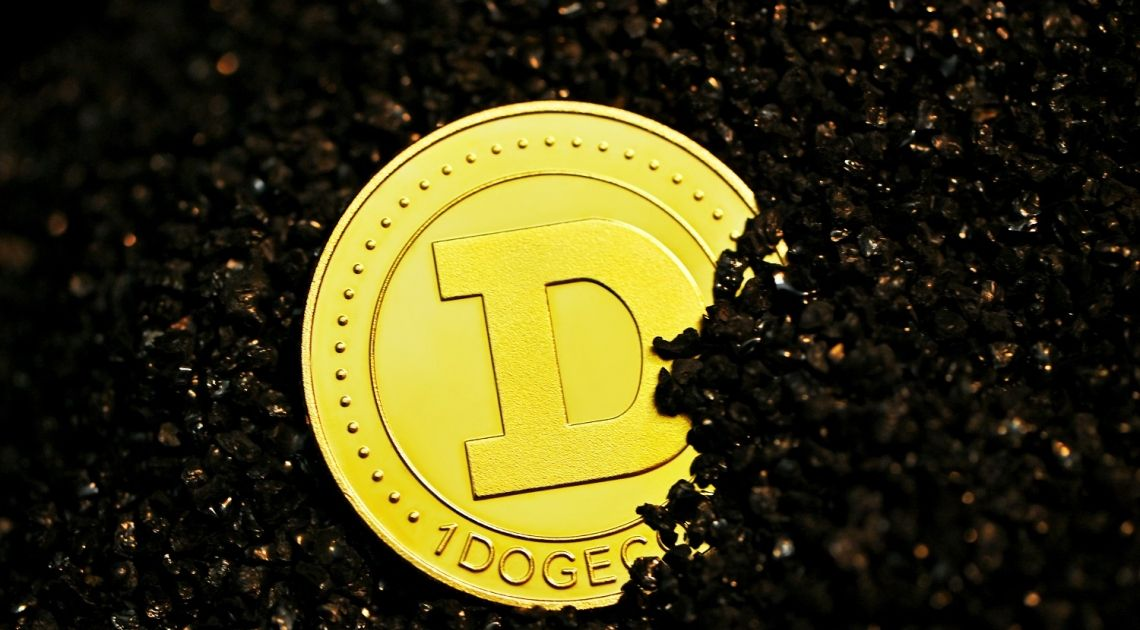 Dogecoin crashes (DOGEUSD)!  Bitcoin and Ethereum are also starting to lose steam (BTCUSD, ETHUSD)