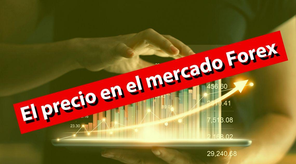 El precio en el mercado de divisas Forex #3 El mejor curso de Análisis Técnico