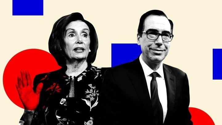 Estados Unidos aún sin Estímulos