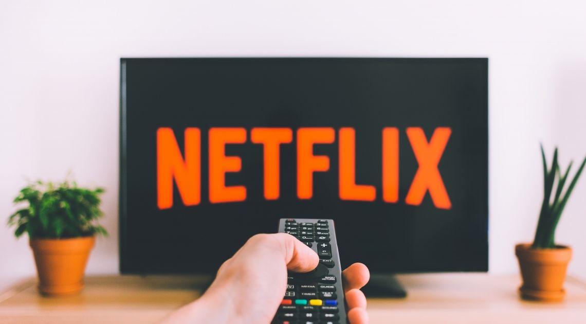 Las acciones de Netflix suben un 8%
