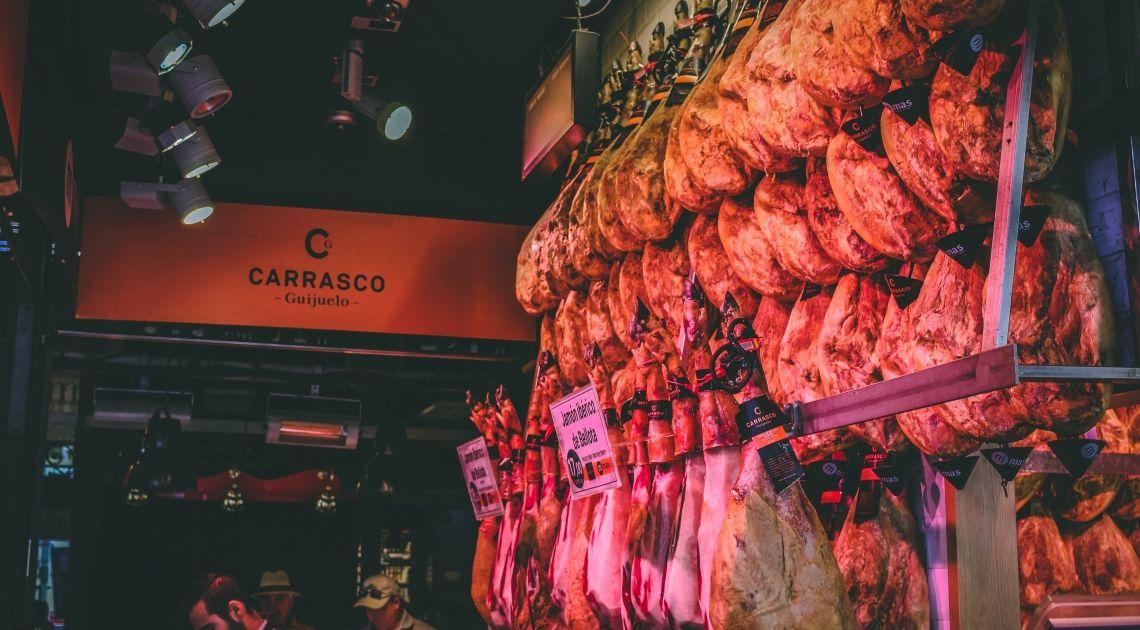 Los chinos quieren el jamón español