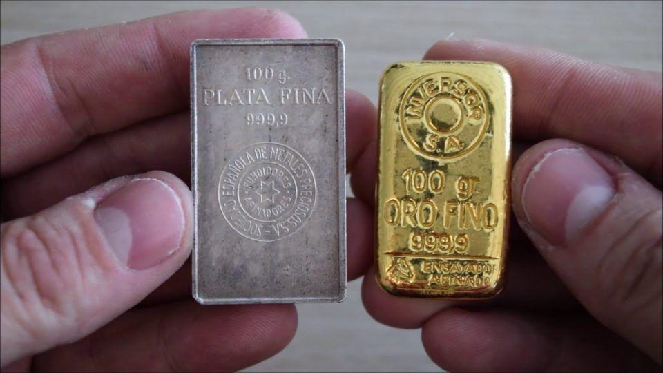 ¿Puede seguir cayendo la plata?