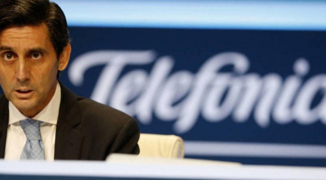 Telefónica no capitaliza la euforia tecnológica