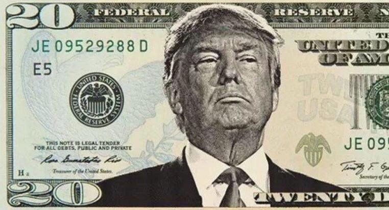 Trump: 'Bitcoin (BTC) no es dinero, la moneda más fiable del mundo es el dólar.'