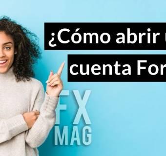 ¿Cómo abrir una cuenta de Forex?